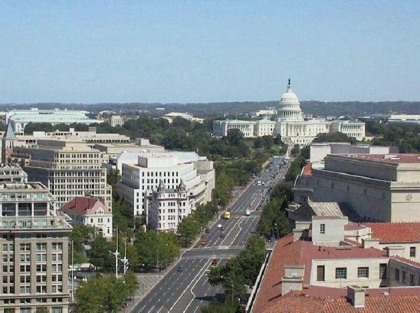 Pennsylvania Avenue and Capitol