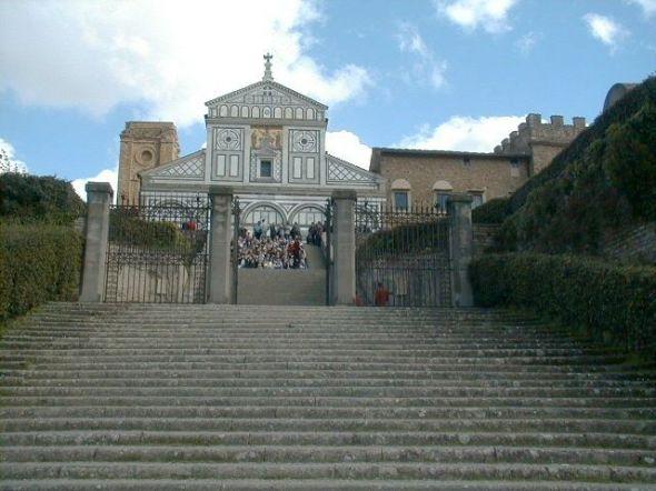 Basilica di San Miniato in Florence