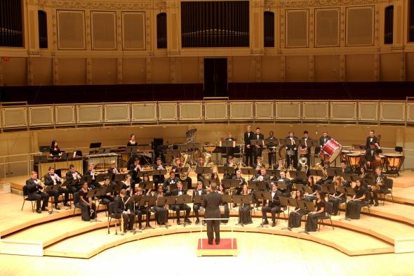 Brethren Christian High School Wind Symphony