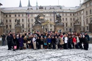 GWO at the Old Royal Palace in Prague