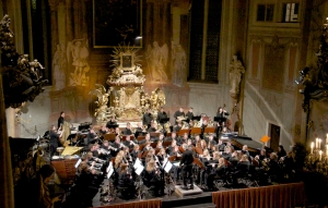 GWO Performing at St. Simon and Judah in Prague