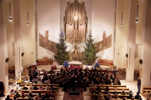 GWO Performing at the Church of the Sacred Heart of Jesus in Kety