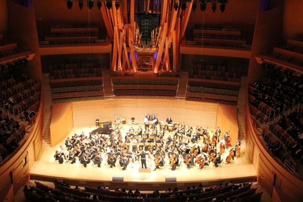 West Coast Youth Orchestra Festival