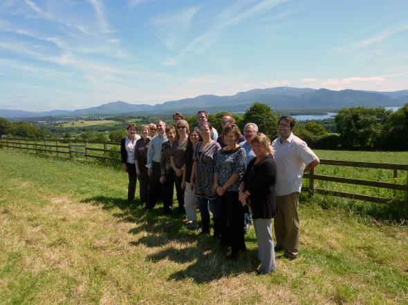 Ireland Preview Tour Participants