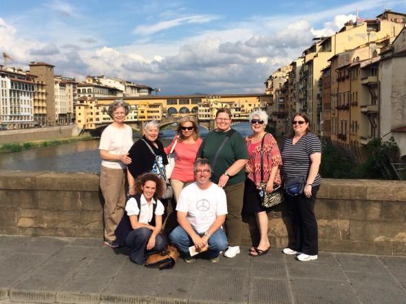 Italy Preview Tour Participants