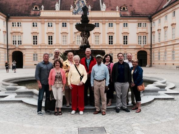 Austria Preview Tour Participants