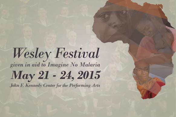 Wesley Festival - Given in aid to Imagine No Malaria