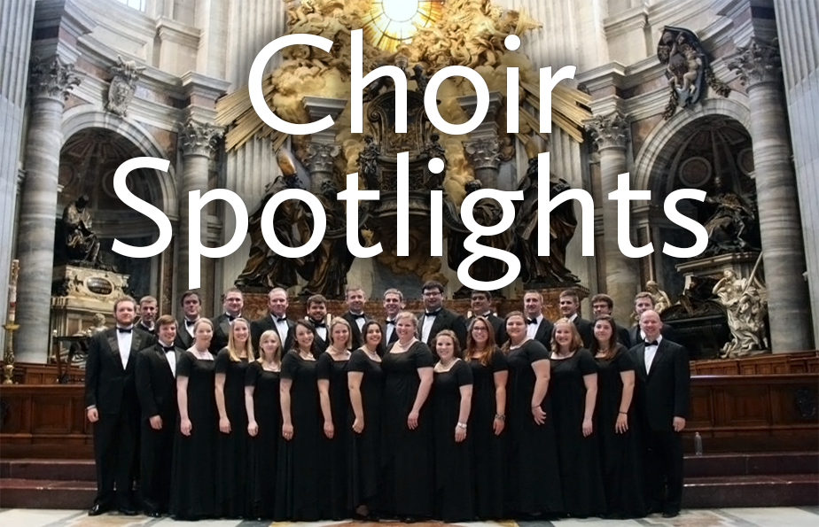 MCI Journeys - Choir Spotlights