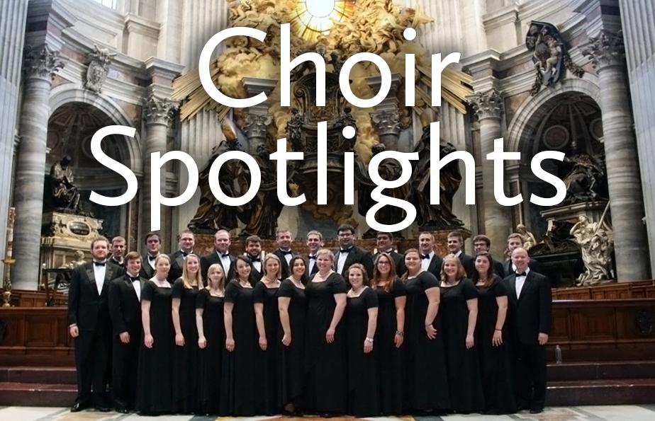 MCI Journeys - Choir Spotlights