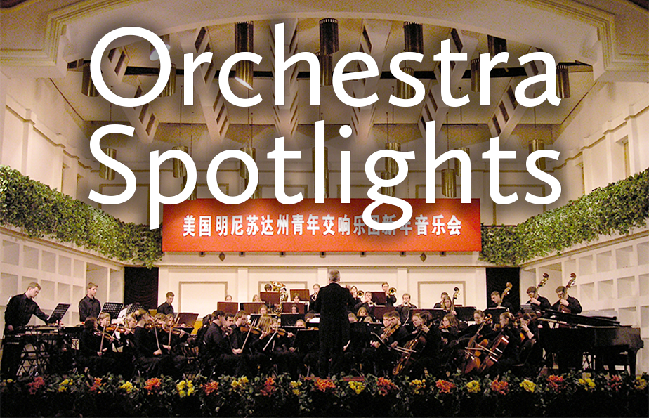 MCI Journeys - Orchestra Spotlights