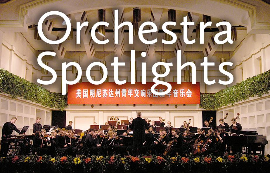 MCI Journeys - Orchestra Spotlights